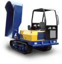 Banddumper Canycom s25, självlastande, lastar 2500 kg