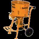 Tvångsblandare, bruksblandare Soroto 80 liter