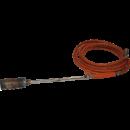 Gasolbrännare, rak med tub