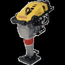 Vibrostamp Wacker Neuson, 58 kg bensin